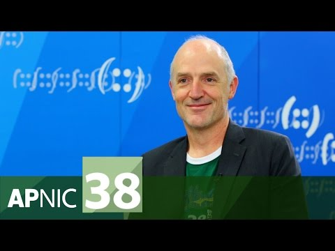 APNIC 38: Paul Wilson on the APNIC 38 keynotes
