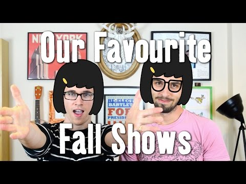Our Favourite Fall Shows!