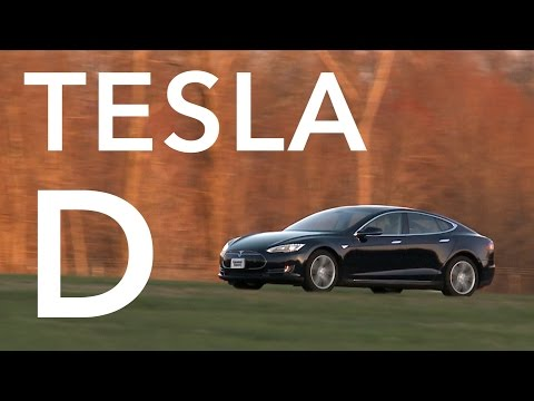 Tesla Model S Gets AWD and Autopilot | Consumer Reports