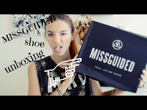 Missguided Shoe Unboxing