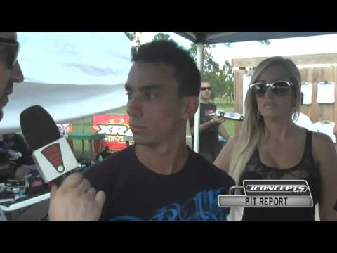 JConcepts Pit Report with Bruno Coelho after A2 at 2014 IFMAR ISTC Scale World Championships