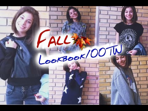 Fall Lookbook/OOTW 2014