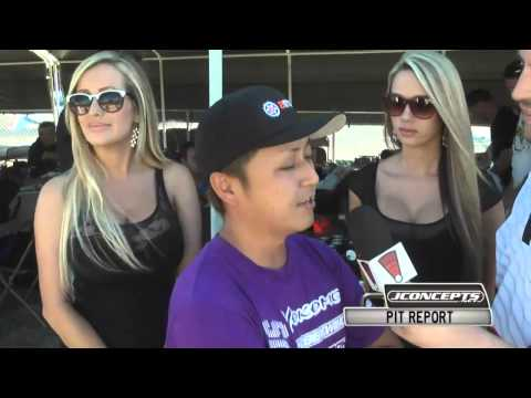 JConcepts Pit Report with Atsushi Hara after A3 at 2014 IFMAR ISTC Scale World Championships