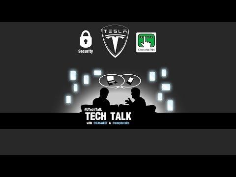 Tech Talk Episode 2: Tesla & Security