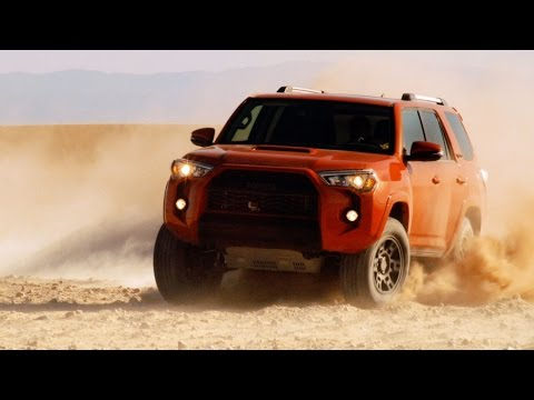 TRD Pro: Ivan Stewart and NASCAR® Race the Mohave | Toyota