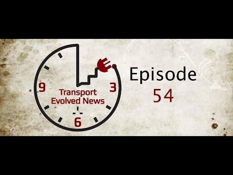 T.E.N. Future Transport News 17th October, 2014: South Park, Slow BMWs, Camper Vans