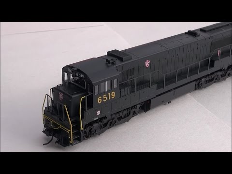Review: Rivarossi U25C with DCC ESU Loksound HO Scale