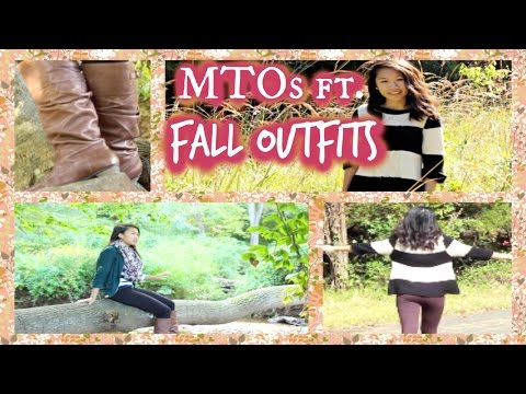 MTOs ft. Fall Outfits | Infinity268