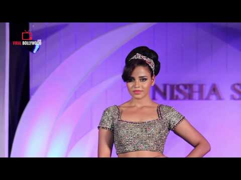 Hottest Ramp Walk | Hottest Model | Nisha Sagar Fashion Show