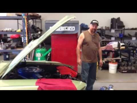 Pully fixed Bob's 1969 Mustang GT Matching Numbers Ford Mustang – Day 167 – Part 2