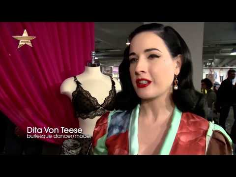 Invitation Only VON FOLLIES Dita Von Teese Destination Maternity Launch New York | EVENTS