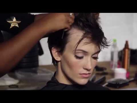JORGE VEGA UMANA New York Fashion Week Spring Summer 2015 | BACKSTAGE