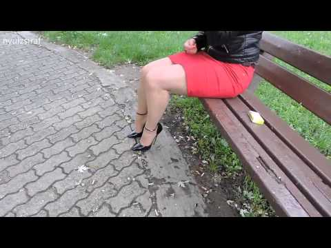 Girl crushing in different sexy extreme fetish high heels sandal, slipper