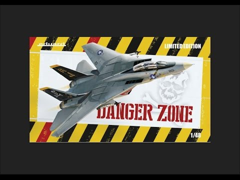 Eduard 1/48 Danger Zone Ltd Ed