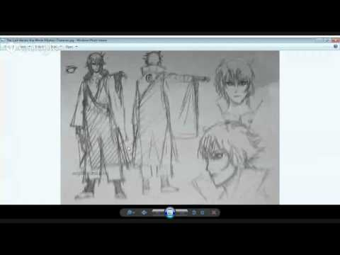 BACAST #5: THE LAST CHARACTER DESIGNS