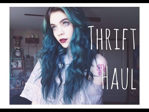 Thrift Haul | Clothing and Room Decor