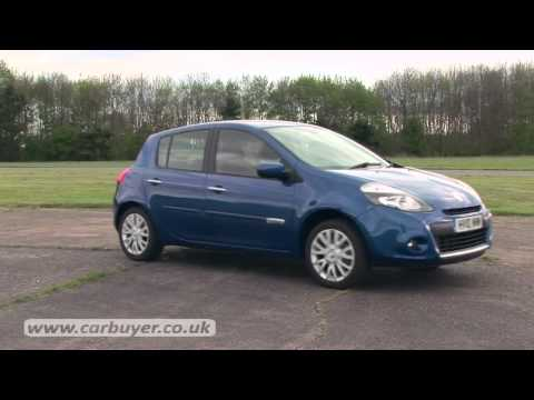 Renault Clio hatchback 2005 – 2012 review – CarBuyer