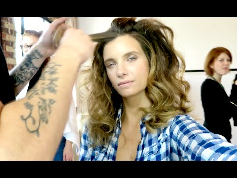 Behind the Scenes at my latest Model Shoot!
