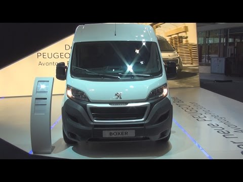Peugeot Boxer Avantage Pro Edition L3H2 335 Start&Stop 2.2 l HDi 150 Exterior and Interior in 3D 4K