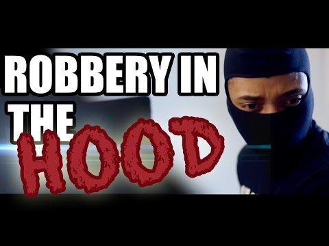 Robbery In The Hood (Gone Wrong) (8JTV)