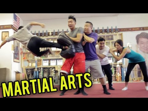 TOP 10 MARTIAL ARTS MOVES YOU SHOULD KNOW