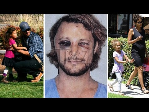 Halle Berry tries to derail Gabriel Aubry's gravy train!