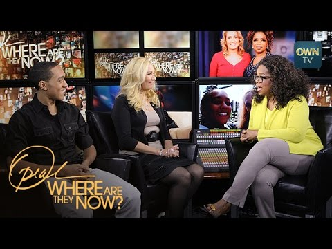 Whitney Houston's Sister-In-Law and Model Nikki Taylor   Where Are They Now?   Oprah Winfrey Network
