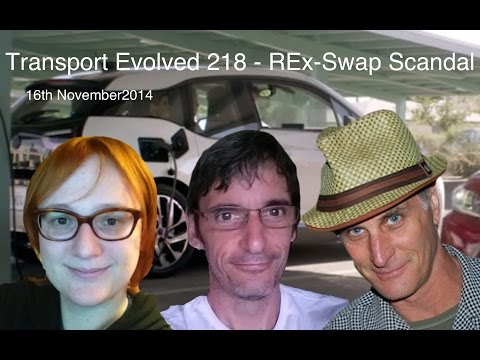 Transport Evolved News Panel Talk Show 218: REx-Swap Scandal