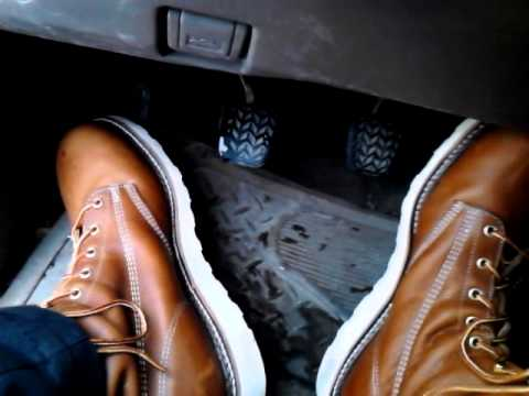 Flooded Pumping Revving Thorogood Tan Boots