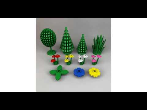 Preview Lego Trees, Plants and Flowers