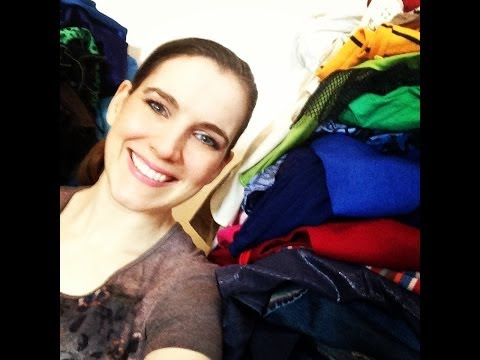 Final Day of my ENTIRE Closet of Clothes, Part 6!