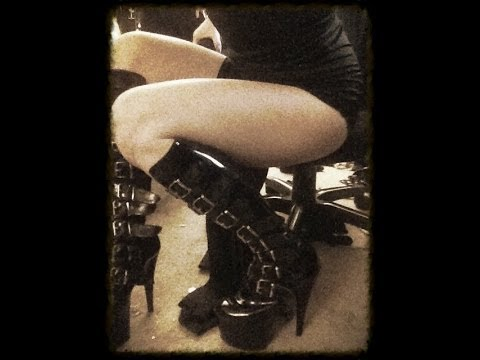 Goth Shoe Collection (P1)