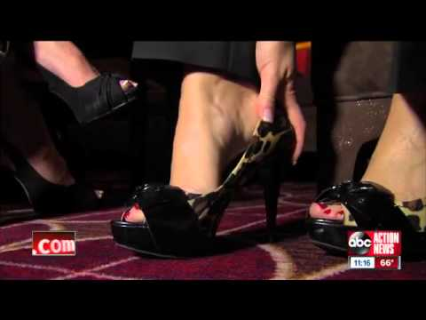 ABC News – We asked two local women to test Heel No Pain – Biochemistry by Dr. Haworth