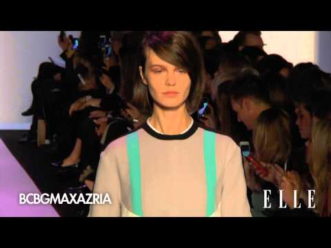 BCBGMAXAZRIA FW 2014-15 collection