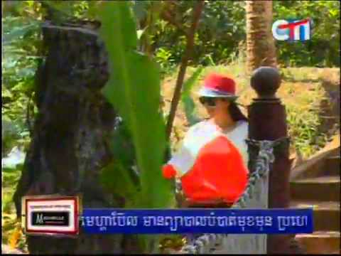 Khmer CTN Show,CTN 21 Channel 05 02 2014 part2/4,Interview Khmer star,Miss Nita at Mondulk