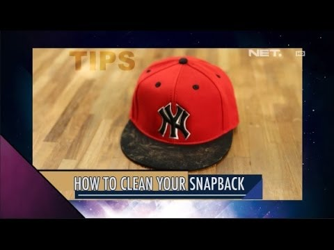 iLook – How To – Clean Your Snapback
