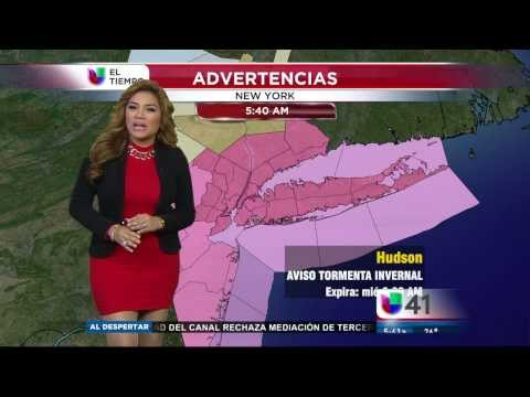 Shirley Ponce weather lady 1-21-14