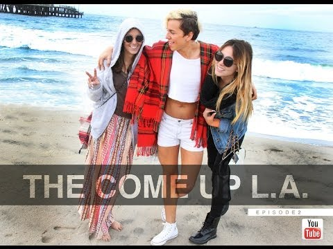 The Come Up L.A. Episode 2 WERK It Out