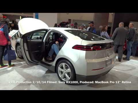 2014 Chevrolet Volt: First Look at the 2014 Washington Auto Show