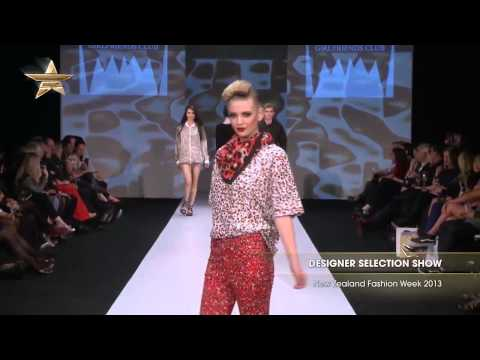 Full Shows Designer Selection Show New Zealand Fashion Week 2013 part 2 44481 NM