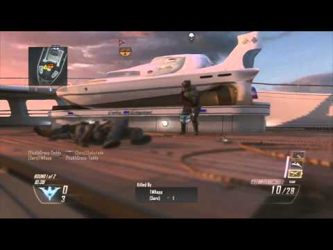 XP Glitch – Black Ops 2 Glitches Online Easy XP Spawn On Enemy Side – Tutorial