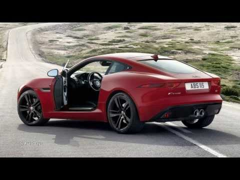 2015 New Jaguar F Type R Coupe
