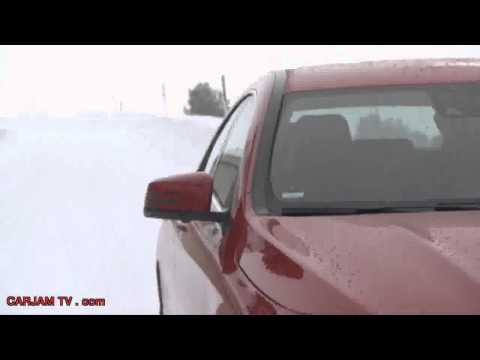 Mercedes CLA250 4Matic 2014 Snow Driving Engine Sound Commercial – 2014 NCR Car TV HD