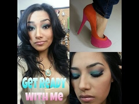 Get Ready With Me Outifit & Hair