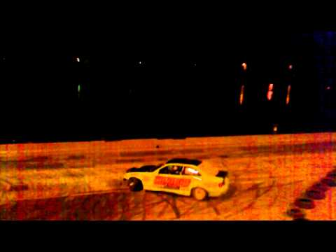 BMW E36 night drifting in Szeged,Hu.  V8