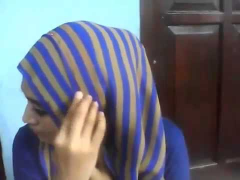 model tudung Terkini – Tudung tutorial youtube 1