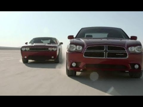 Dodge Charger vs Dodge Challenger – Dodge TV Commercial