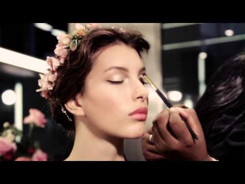 Dolce&Gabbana Spring Look 2014 with Pat McGrath