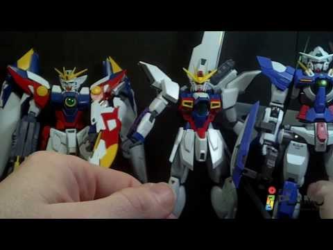 1/100 MG Gundam X Review