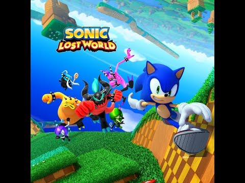 Sonic Lost World SONIC DASH [Character KNUCKLES] High Score GAMEPLAY 2014 Android Game